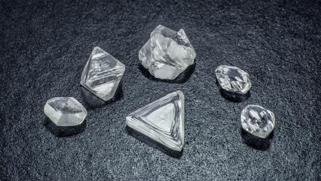 Diamond Similarities