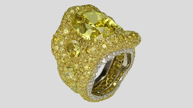 The Vagabonde Jeune Ring
