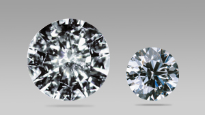 Differences in Diamonds
