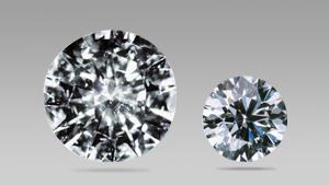 ダイヤモンドにおける違い