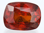 16.99 ct Garnet - Grossular (Hessonite) from Sri Lanka