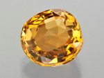 3.96 ct Kornerupine from Sri Lanka
