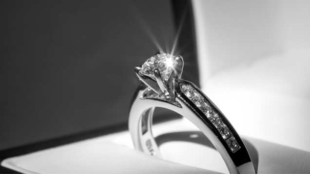 Secrets to Keeping Your Diamond Sparkling