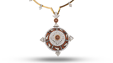 Acoma Jewel Necklace