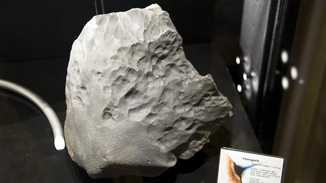 The Chergach meteorite