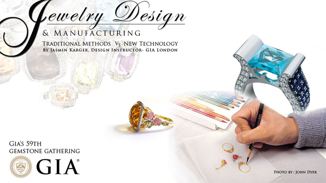 Jewelry Design Manufacturing Traditional Skills Modern Methods