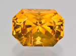 1.32 ct Burbankite from Canada