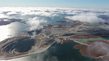 Canada's Diavik Mine Video