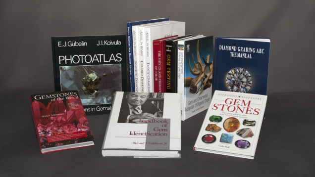 Recommended Books on Gemology