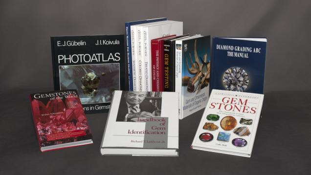 宝石学についてのおすすめの書籍