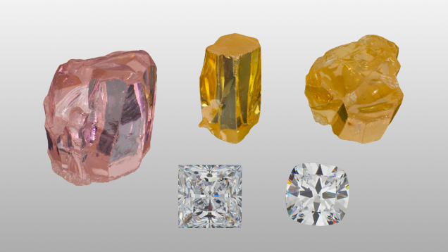 Synthetic Cubic Zirconia