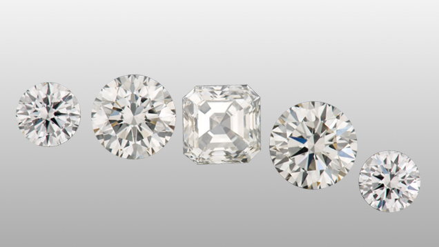 CVD Synthetic Diamonds