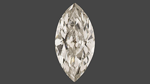 Largest CVD Synthetic Diamond Marquise