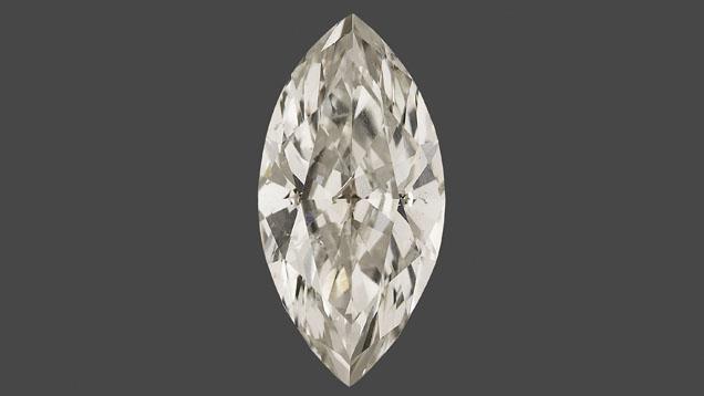 Very Large CVD-Grown Synthetic Diamond