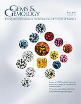 Fall 2017 Gems & Gemology