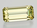 14.67 Beryl - Heliodor from Ukraine