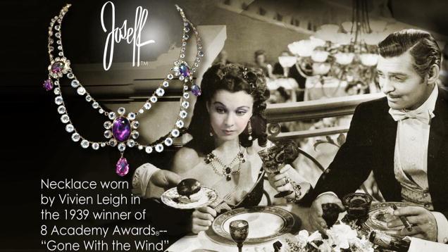 Joseff-Hollywood(好莱坞的约瑟夫)亮相 2013 年的珠宝集中营