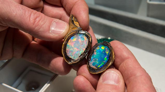 The Smithsonian Gem And Mineral Collection Research Amp News