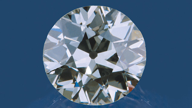 Describing 58 Facet Round Brilliant Cut Diamonds At Gia