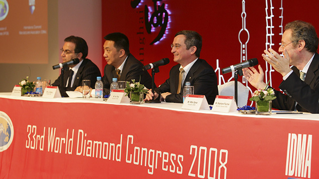 33rd World Diamond Conference