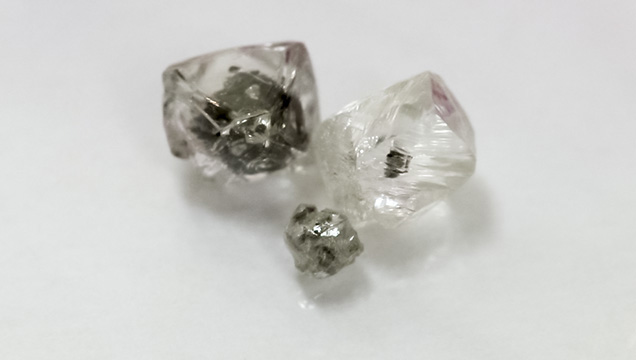 Can carbon hookup technique used determine age diamond