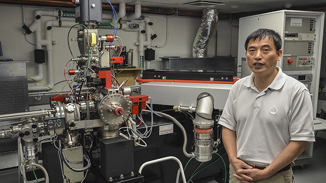 Dr. Jianhua Wang