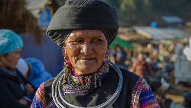 Lissu woman