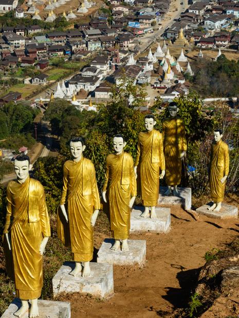 Daw Nan Kyi Hill