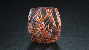 金红石石英晶体