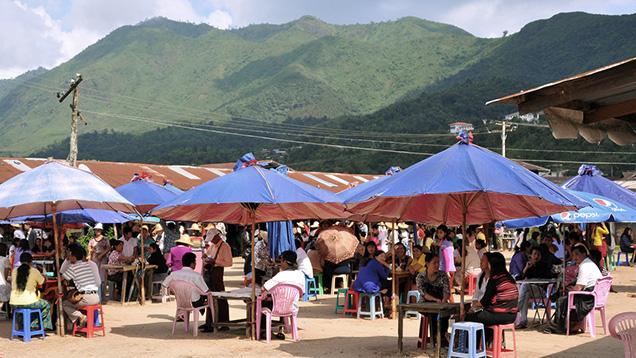 Pan Shan gem market