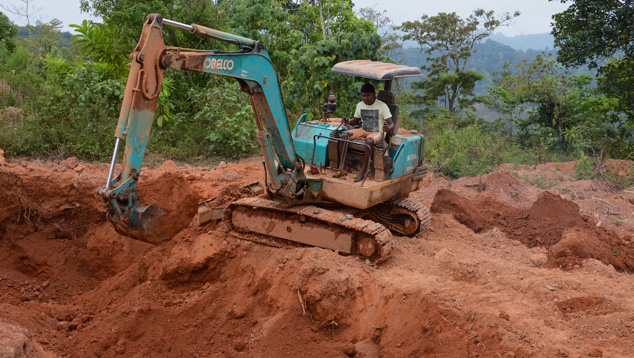 Mechanised Open-pit Operation