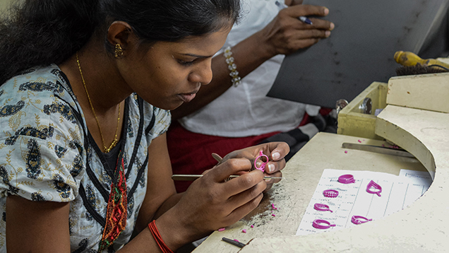 Modern Jewelry Manufacturing