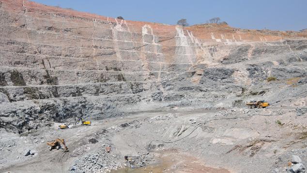 Kagem Emerald Mine