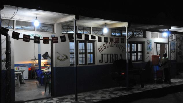 Restaurant in Montepuez