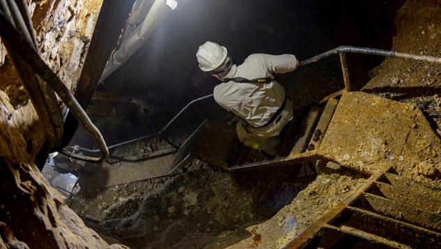 Cruzeiro Tourmaline Mine, Brazil
