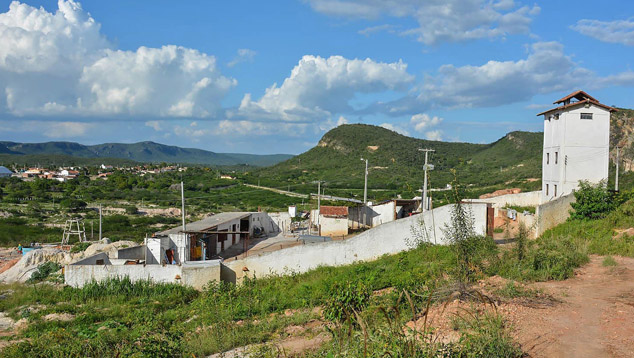 Parazul Mineração 碧玺矿,巴拉伊巴,巴西