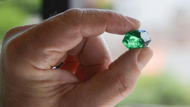 Belmont(贝尔蒙特)祖母绿晶体