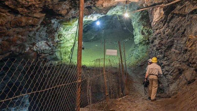 巴西 Belmont(贝尔蒙特)地下矿