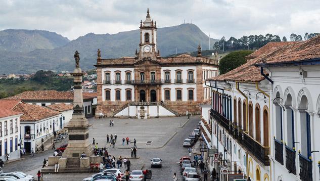 巴西 Ouro Preto(欧鲁普雷图)