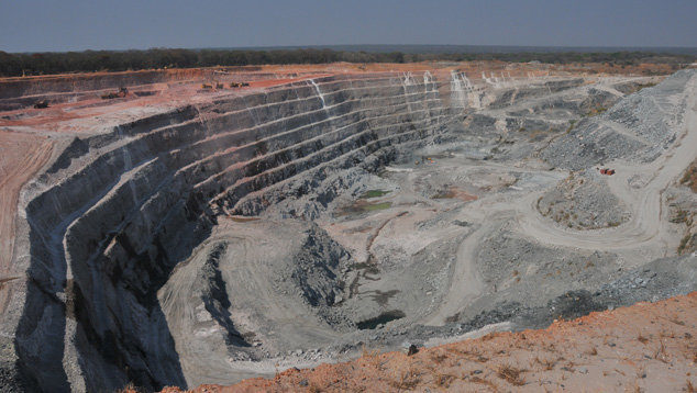 The Chama Pit