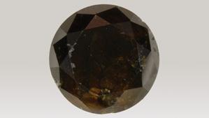 ファンシーブラックナノ多結晶ダイヤモンド