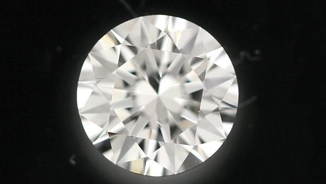 Type IaB natural diamond