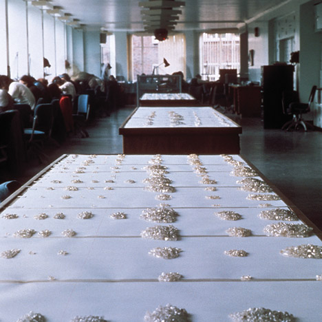 Sorting diamonds