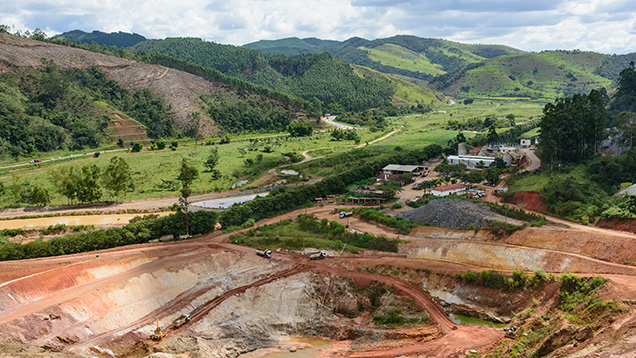 Belmont Mine