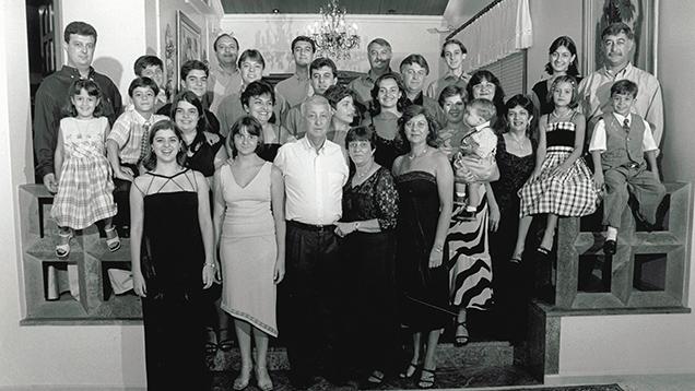 Ribeiro Family