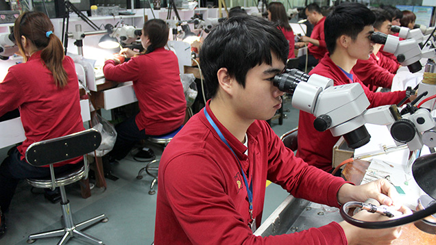 Panyu A Legendary Manufacturing Hub For The Global Gem