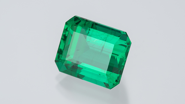 Belmont 9.29 ct Emerald