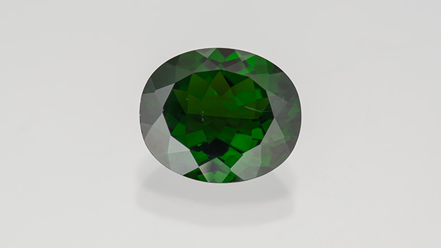 4.86 ct diopside