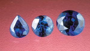 Intense Blue Sapphire