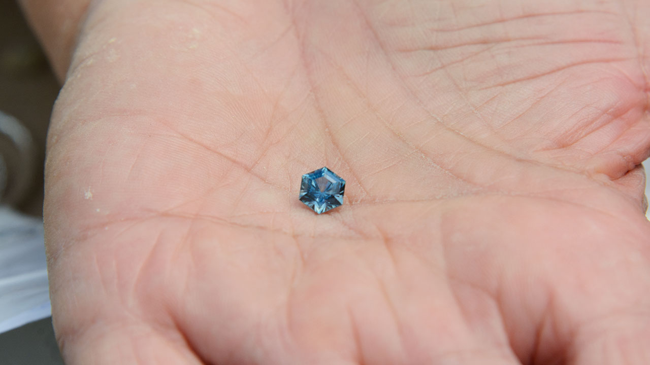 Montana's Gem Mountain Sapphire Mine: Sharing the Excitement